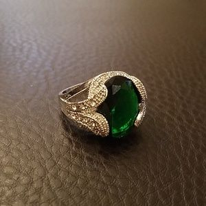 18KT GF ring- size 12